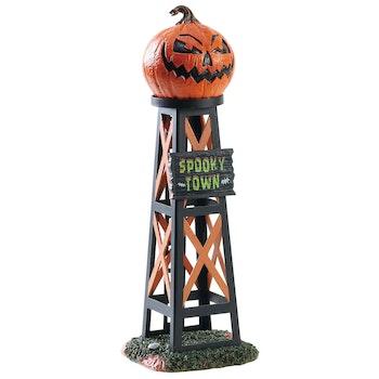 Evil Pumpkin Water Tower
