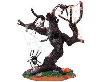 Spooky Tree Spiders