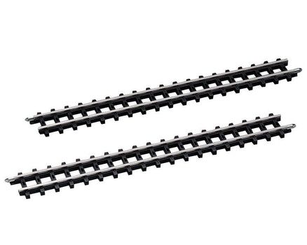 2-Pc Straight Railway Tracks