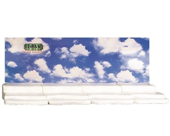 4-Foot Display Material (Cloud)