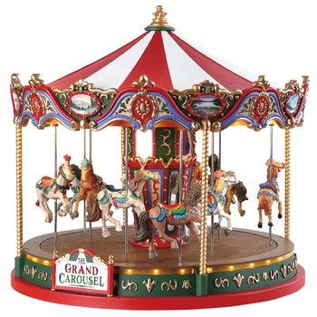 The Grand Carousel