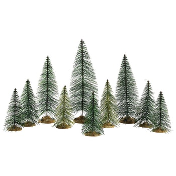 Needle Pine Trees