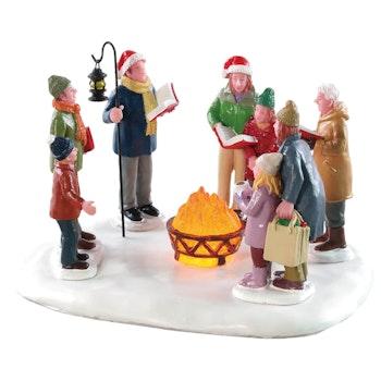 Toasty Caroling