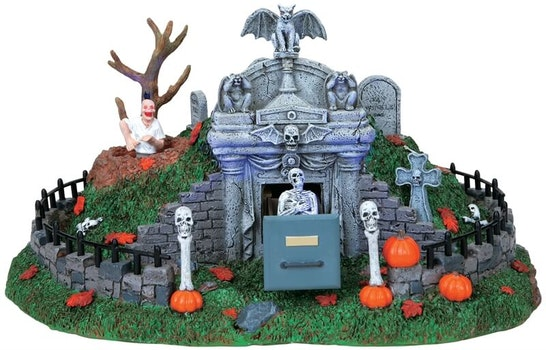 Hillside Mausoleum