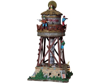 Deadwood Water Tower