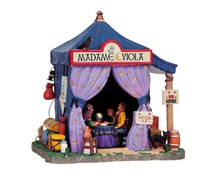 Madame Viola's Tent