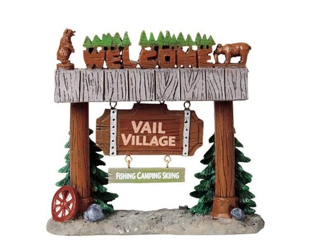 Vail Village Welcome