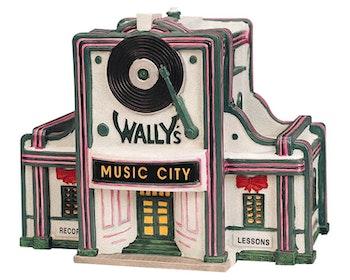 Wally's Music City