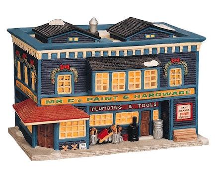 Mr.C's Paint & Hardware Store