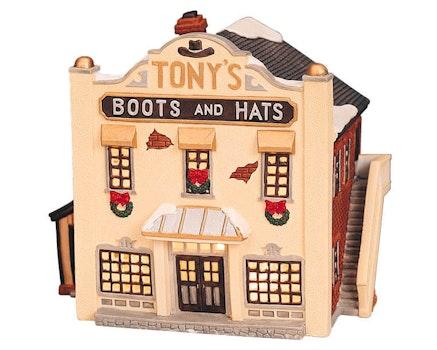 Tony's Boots & Hats