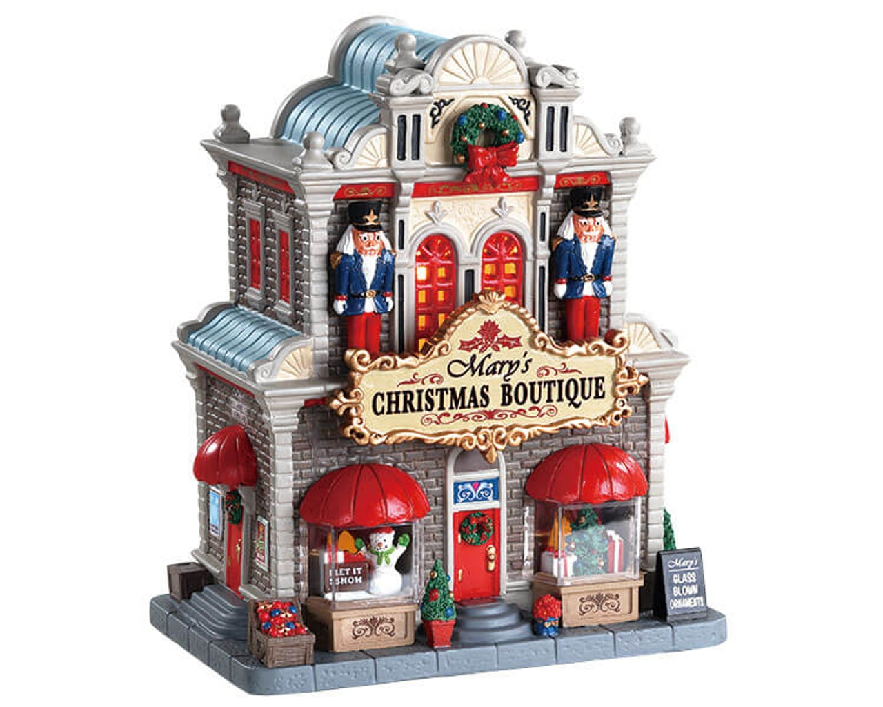 Lemax Christmas Village Michaels.Mary S Christmas Boutique