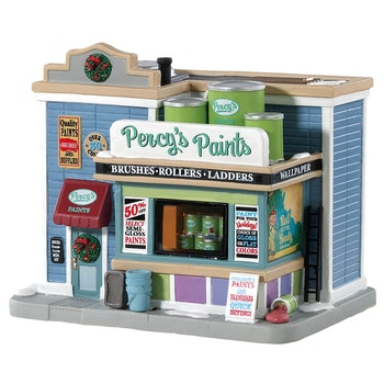 Percys Paints