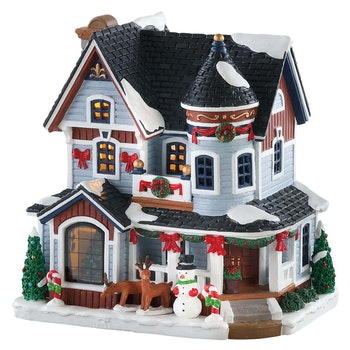 Christmas Residence