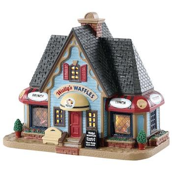 Wallys Waffle House