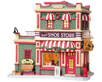 Regal Shoe Store