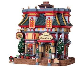 Claire's Card Shop