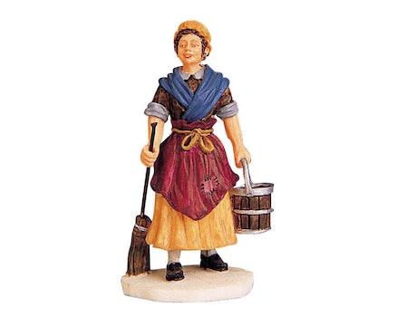 Scrub Woman