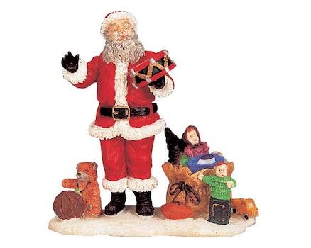 Santa's Gift For Billy