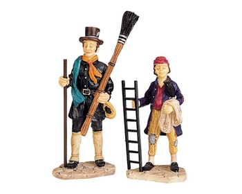 Chimney Sweep Team
