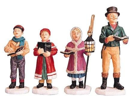 Carollers Quartet