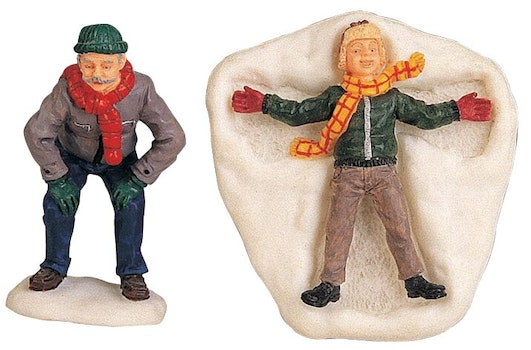 Snow Angel, Set Of 2