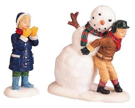 Saving The Snowman