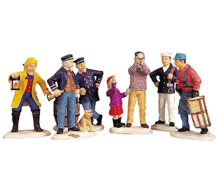 Nautical Figurines