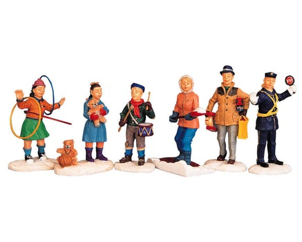 Winter Village Figurines