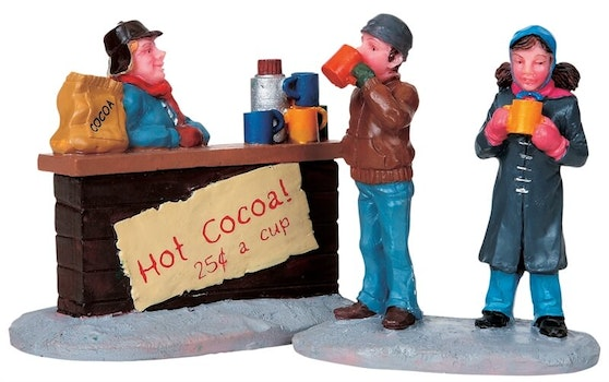 Hot Chocolate Stand, Set Of 2