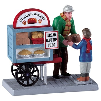 Delivery Bread Cart