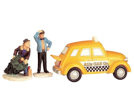 Al's Cab