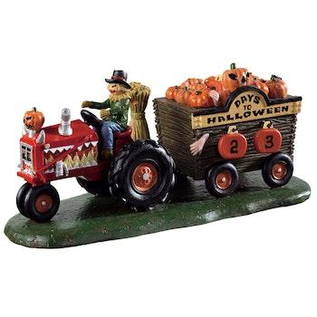 Pumpkin Haul Countdown