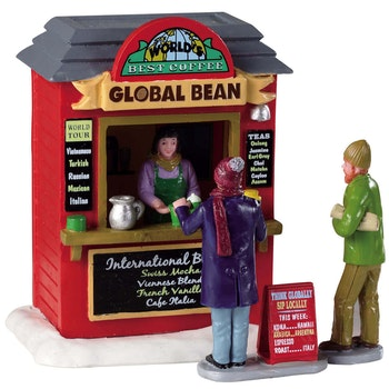 Global Bean Coffee Kiosk