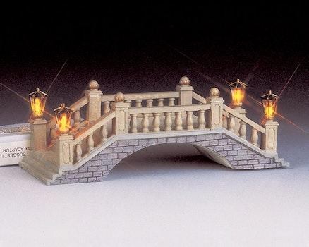 Lighted Somerset Foot Bridge