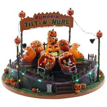 Pumpkin Tilt-N-Hurl