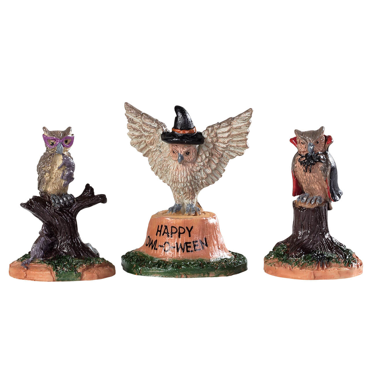 SPOOKY TOWN Halloween Decor Accessory Sign Vulture New I