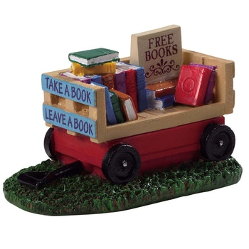 Book Wagon