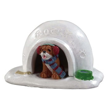 Igloo Doghouse