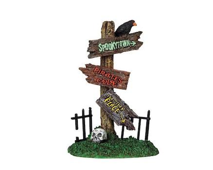 Spooky Signposts