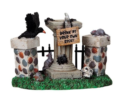 Creepy Fountain