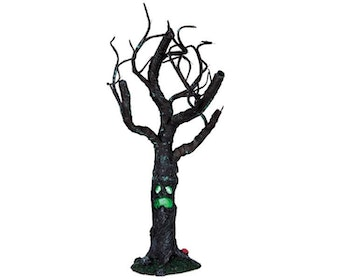 Lighted Ghoul Tree