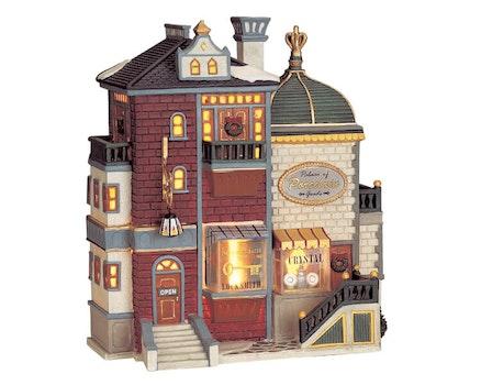 Locksmith/Porcelain Palace