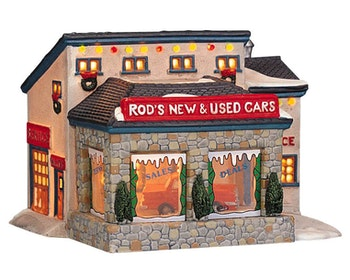 Rod's Car Lot