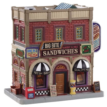 Big Bite Sandwiches