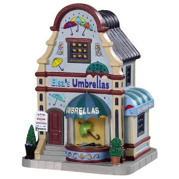 Elsa's Umbrellas
