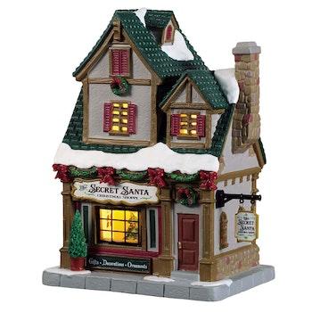 The Secret Santa Christmas Shoppe