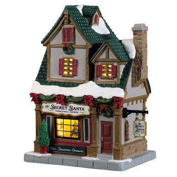 The Secret Santa Christmas Shoppe