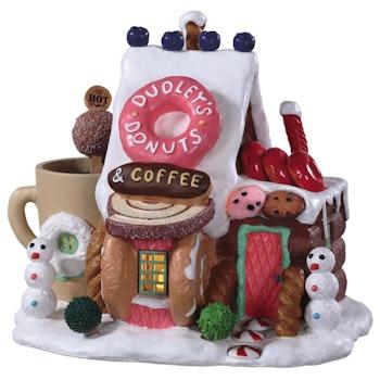 Dudley's Donut Shop