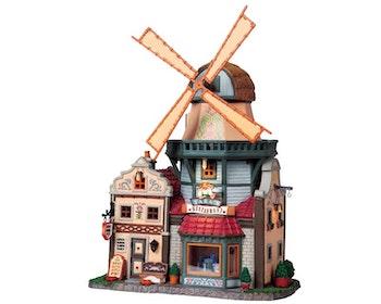 Tara's Dutch Mill Restaurant S/2 W/4.5V Ada