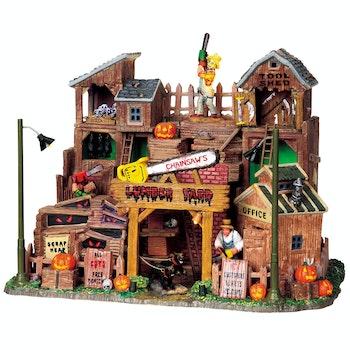 Chainsaw's Lumber Yard